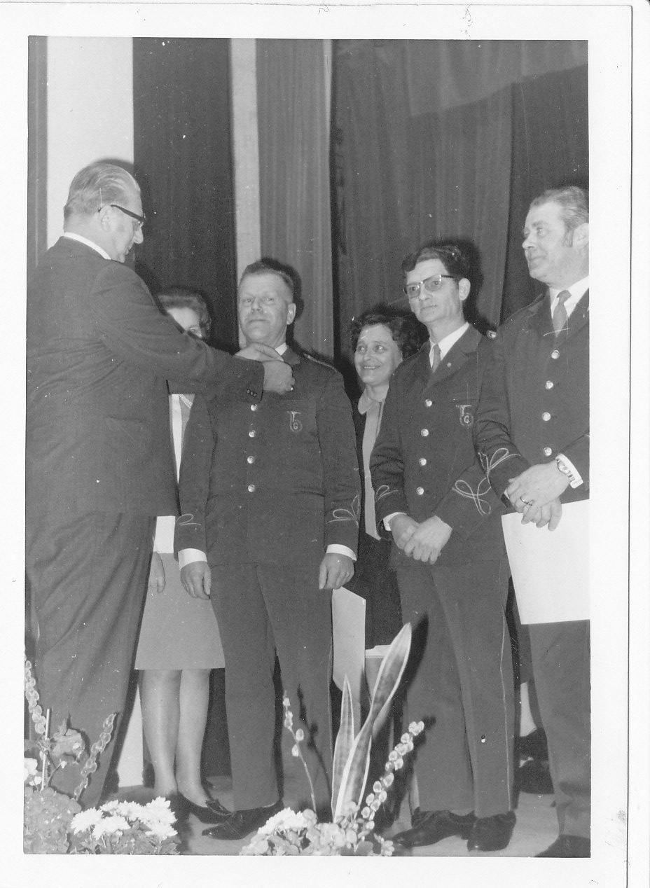 25 jarig jubileum 25 nov 1972-1