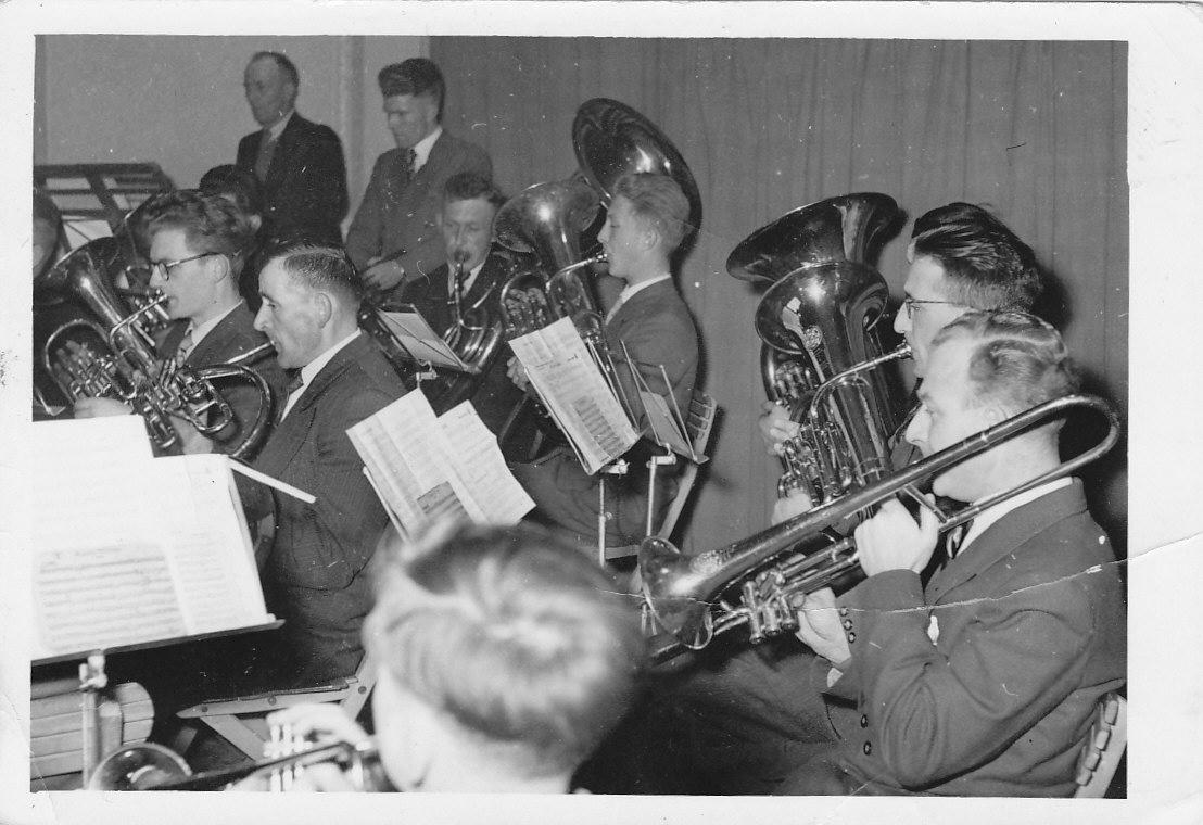 Repetitie februari 1954