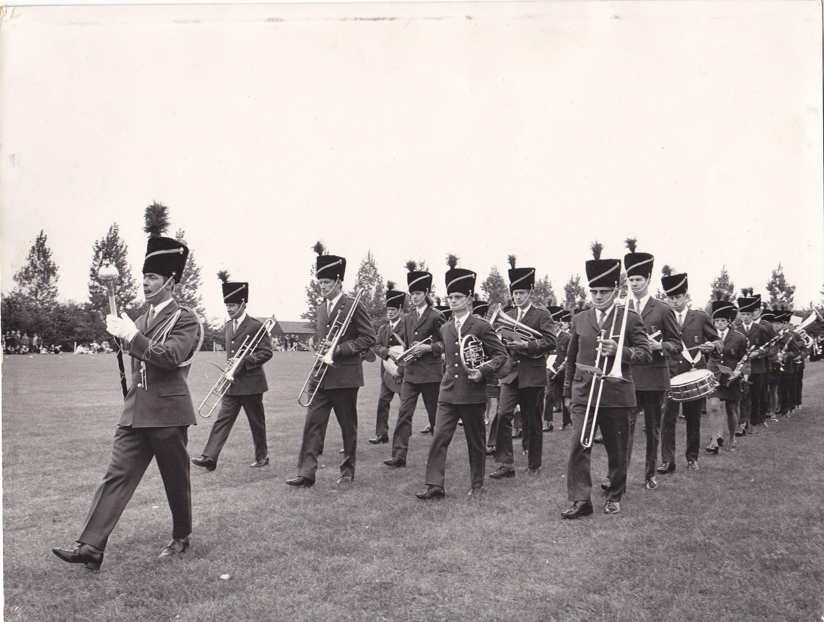 marsconcours orkest
